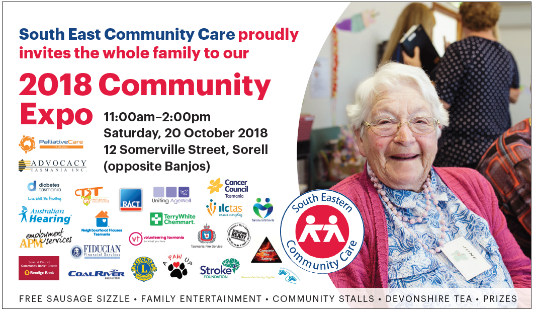 SEC Care 2018 Community Expo